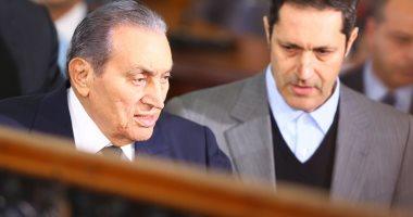 علاء مبارك على تويتر: والدى أجرى عملية جراحية وحالته مستقرة