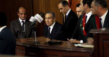 صور.. مبارك: كلمت رئيس وزراء إسرائيل وطلبت منه يرجع المصريين اللى عنده وكان من بينهم البلتاجى