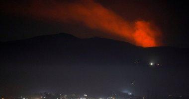 استشهاد 4 مدنيين وإصابة 21 آخرين جراء العدوان الإسرائيلى على ريف دمشق