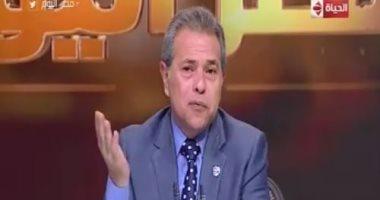عكاشة يكشف مخططات استخدام الطوائف والفرق الدينية فى تفتيت العرب.. الليلة