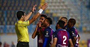 بتروجت يتغلب على إنبى 2 / 1 ويتأهل إلى قبل نهائى كأس مصر
