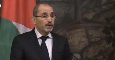 وزير الخارجية الأردنى يلتقى نظيره الأذرى