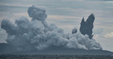 رفع مستوى الإنذار البركانى لجبل هاكونى قرب العاصمة اليابانية طوكيو
