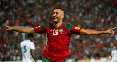 الإصابة تهدد مشاركة مهاجم الزمالك فى مباراة المغرب وكوت ديفوار