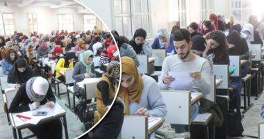 التعليم: تعويض المعلمين المشاركين بامتحانات أولى ثانوى عن إجازة 24 يناير