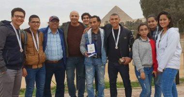 كريم حسام يخطف المركز الأول للناشئين فى كأس اتحاد الرماية