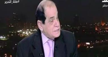 """صلاح فوزى يكشف ملامح قانون """"مكافحة الجرائم الالكترونية"""""""