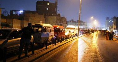 بدء الإغلاق الجزئى لشارع الهرم بالاتجاهين لمدة 3 أيام بسبب أعمال المترو