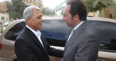 صور.. محافظ المنوفية يستقبل نائب وزير التعليم لبحث الارتقاء بالعملية التعليمية
