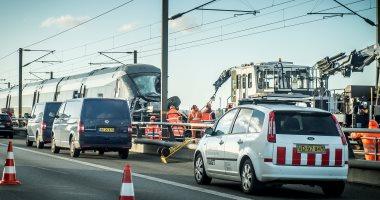 الشرطة الدنماركية تعلن عن هوية قتلى حادث القطار فائق السرعة