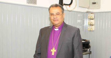 رئيس الإنجيلية في وداع القس مكرم نجيب: ستظل حياتك نموذجا للقادة