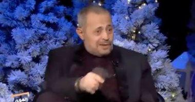 جورج وسوف: مصر فى قلبى وعقلى.. ولو مت محدش هيصدق من كثرة الشائعات