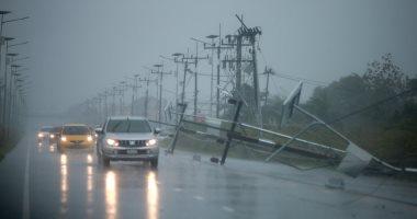 """إلغاء أكثر من 400 رحلة جوية فى اليابان بسبب العاصفة الإستوائية """"تاباه"""""""