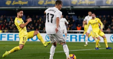 ريال مدريد يسقط فى فخ التعادل أمام فياريال بالدوري الإسباني.. فيديو