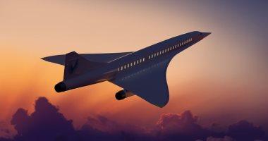 انطلاق الطائرة الأسرع من الصوت فى أولى رحلاتها خلال العام الجارى