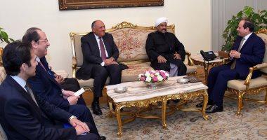 الرئيس السيسي يوكد دعم مصر الكامل لأمن واستقرار السودان