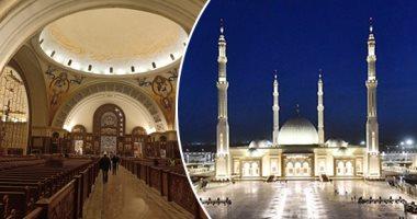 لبنان: حركة المرابطون تشيد بافتتاح مسجد وكاتدرائية العاصمة الإدارية
