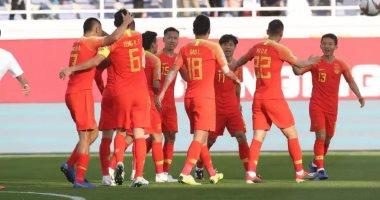 التاريخ يدعم الصين ضد تايلاند فى ثمن نهائى كأس آسيا