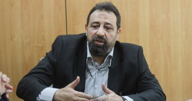 عبد الغنى: فتحنا القيد للأهلى حتى لا نتهم بالمجاملة