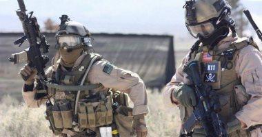 القوات الأمريكية ترفع درجة الاستعداد الأمنى بقواعدها ومعسكراتها فى العراق