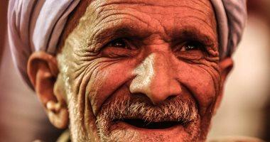 صورة اليوم.. ومهما كبرت راح تفضل ابتسامتك هى الأمل