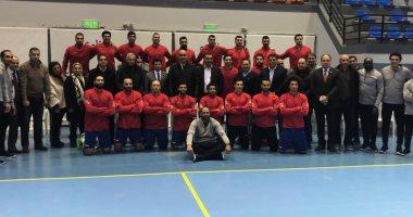 برزنتيشن تعلن بث مباريات منتخب مصر فى مونديال اليد على قناة النيل للرياضة