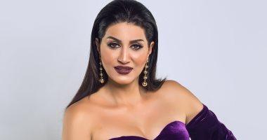 """وفاء عامر  سيدة أعمال فى """" شريط 6 """" مع خالد الصاوى"""
