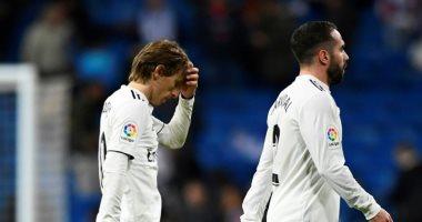 زيدان يبلغ إدارة ريال مدريد بفتح الباب لرحيل مودريتش وفاسكيز وبيل