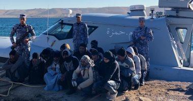 ضبط 10 قضايا هجرة غير شرعية وتزوير خلال 24 ساعة