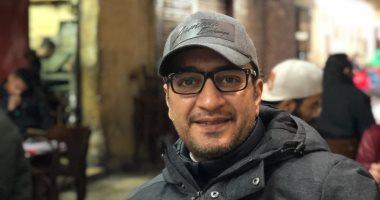 """""""عاشق مصر"""" إبراهيم بهزاد يشكر """"اليوم السابع"""" لدعمها السياحة فى الإمارات"""
