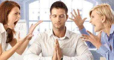 متتخانقش مع حد وهدى أعصابك.. 6 طرق لتهدئة الأعصاب أثناء العمل