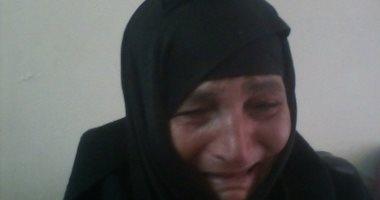"""صور..""""أم صابر"""" محكوم عليها بالسجن فى 3 قضايا بعد عجزها عن سداد 60 ألف جنيه ديون"""