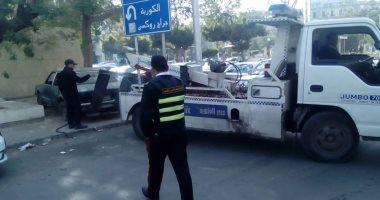 الشرطة تكافح فوضى الموتوسيكلات.. وتضبط 865 مركبة مخالفة بالمحافظات