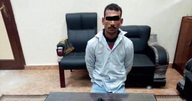 صور.. ضبط 6 عاطلين بحوزتهم مواد مخدرة وأسلحة نارية فى كفر الشيخ