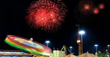 """احتفالات عمانية بانطلاق مهرجان مسقط تحت شعار """"تواصل وفرح"""""""