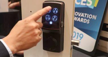 قفل ذكى لحماية منزلك من السرقة يتصل بهاتفك يمكن فتحه بـ5 طرق مختلفة