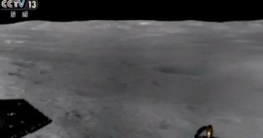 شاهد تصوير المسبار الصينى لجانب القمر المظلم
