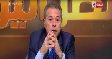 """""""عكاشة"""" يكشف دور مصر فى مواجهة تدمير الدول العربية.. الليلة"""