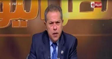 توفيق عكاشة: نهضة مصر الأولى على يد محمد على والثانية على يد السيسى