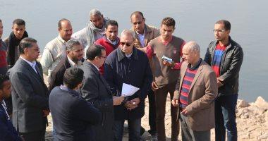 محافظ قنا: 234 مليون جنيه تكلفة مشروعات مواجهة أخطار السيول