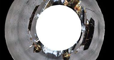 المسبار القمرى الصينى يلتقط صورا بانورامية على الجانب البعيد للقمر