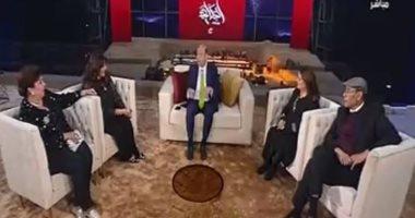 """أحمد بدير ورجاء الجداوى وهالة صدقى وماجدة زكى يرصدون انطباعاتهم عن """"شتاء طنطورة"""""""