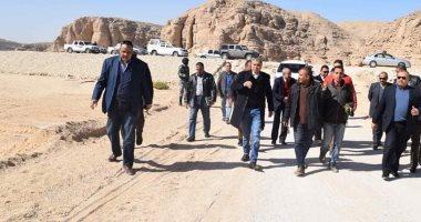 مراكز المنيا تزيل 359 حالة تعدى ضمن الموجة 4الـ12 لحملات استرداد أراضى الدولة