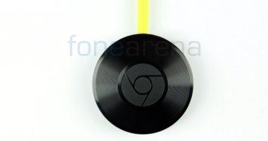 جوجل توقف تصنيع ملحق بث الصوتيات Chromecast Audio