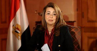 """وزيرة التضامن ضيفة هناء سمرى بـ""""حكاية وطن"""" على التلفيزيون المصرى.. غدا"""