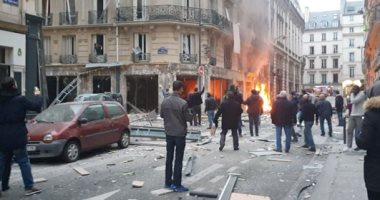 إصابة 36 شخصا فى انفجار بالعاصمة الفرنسية باريس