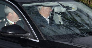 اخبار مانشستر يونايتد اليوم عن حضور فيرجسون المران الأخير لقمة توتنهام
