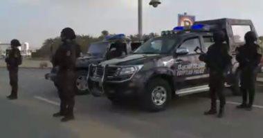 القبض على 25 تاجر مخدرات وأسلحة فى حملة أمنية بكفر شكر وشبين القناطر -