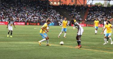 فيديو.. مازيمبى يخطف فوزاً غالياً من الإسماعيلى ويتصدر مع قسنطينة