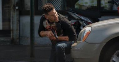 مغامرات وأكشن فى الصور الجديدة لمسلسل The Punisher على نتفليكس